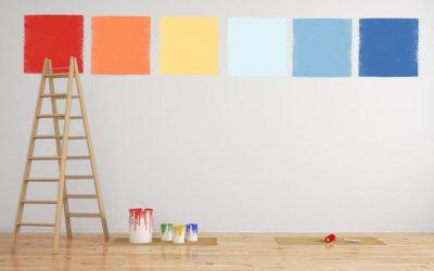 5 stappen om scherpe lijnen te schilderen met schilderstape