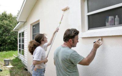 Tekenen dat je interieur te laat is om te schilderen